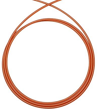 RX Smart Gear Hyper - Neon Oranje - 244 cm Kabel