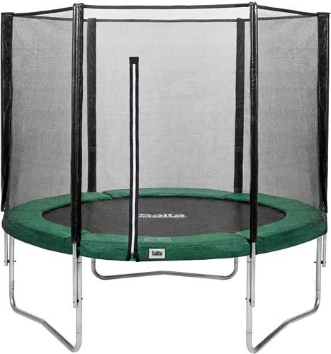 Salta Combo Trampoline met Veiligheidsnet - 213 cm - Groen