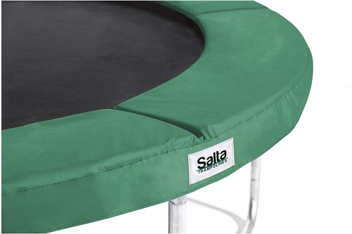 Salta Trampoline Beschermrand - 244 cm - Groen