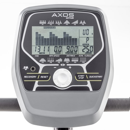 Kettler Cycle R Ligfiets - Gratis trainingsschema-2