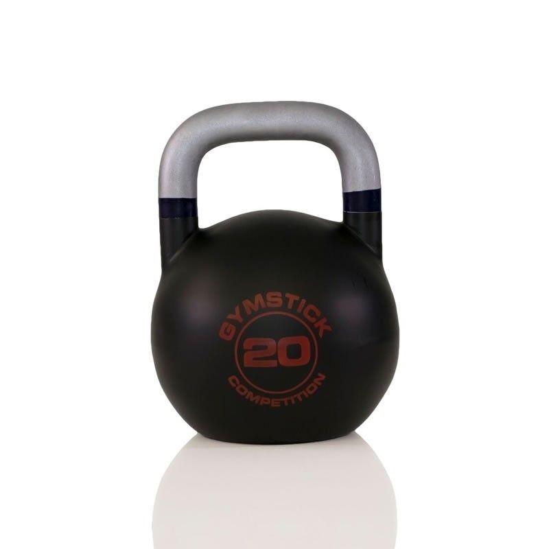 Gymstick Competition Kettlebell - 20 kg - Met Online Trainingsvideo's