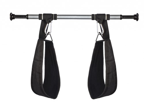 Gymstick Ab Straps Deluxe - Buikspier Straps