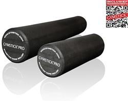 Gymstick Pro Foam Roller - Met Online Trainingsvideo's