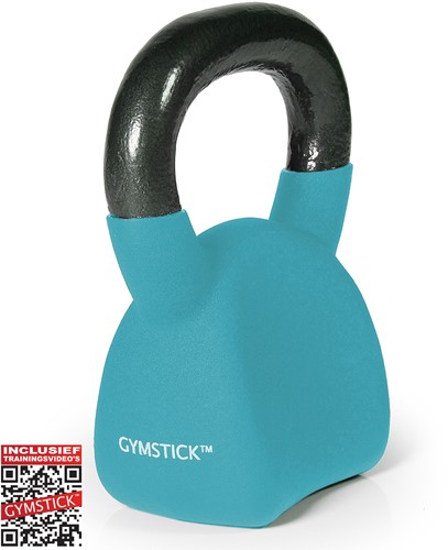 Gymstick Ergo Kettlebell 10kg - Met Online Trainingsvideo's
