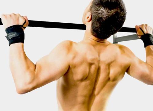 Gymstick Pro Chinning Bar Deluxe - Met Online Trainingsvideo's-2