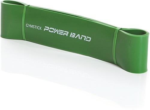 Gymstick Mini Power Band - Groen - Extra Sterk
