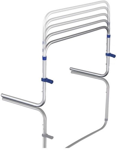 Gymstick Bounce Back verstelbare horde 40 - 60 cm-2