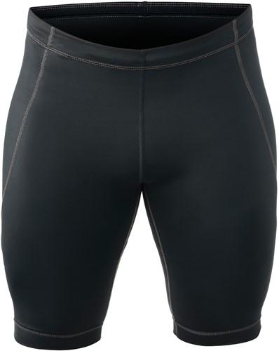 Rehband QD Compressie Shorts - Heren - Zwart