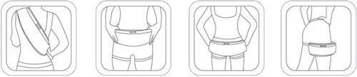 Gymstick drum nek massage gordel-2