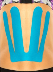Gymstick Pre-Cut Kinesiotape - Onderrug