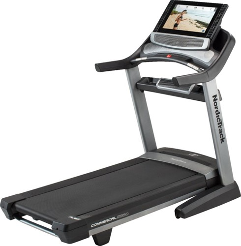 NordicTrack Commercial 2950 Loopband - Gratis trainingsschema