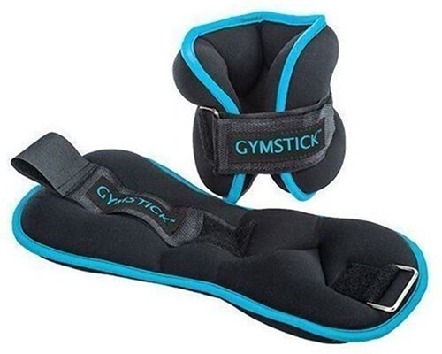 Gymstick Active Enkel- en Polsgewichten - 2 x 1 kg