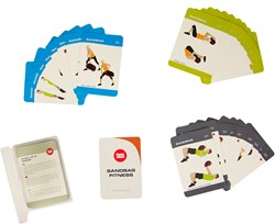 Fight Back Fitness Bag Training Cards