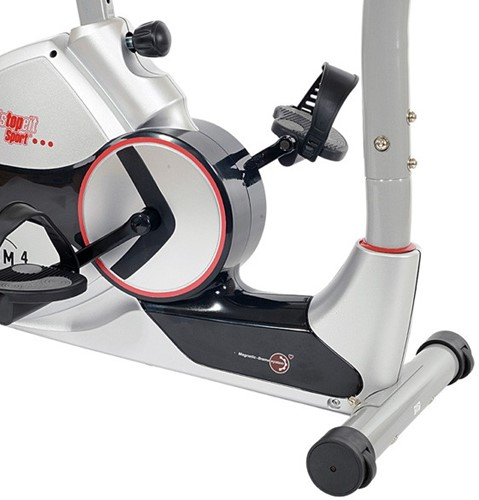 Christopeit EM-4 Ergometer Hometrainer - Gratis trainingsschema-3