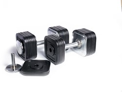 Ironmaster Quick-Lock Dumbbells 34 kg