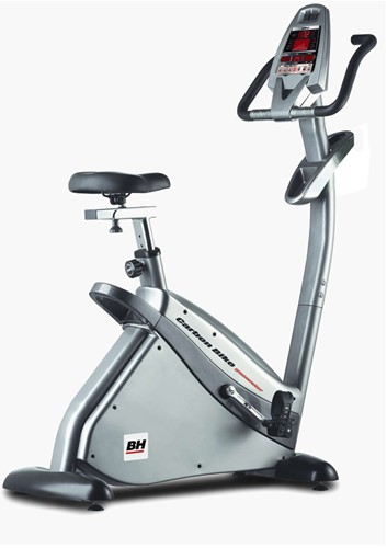 BH Fitness Carbon Bike Generator Hometrainer - Gratis trainingsschema