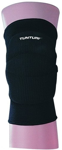 Tunturi Volleybal Kniebeschermers - Zwart - XL