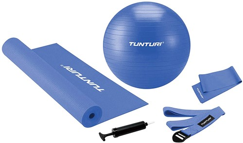 Tunturi Pilates & Fitness Set de Luxe