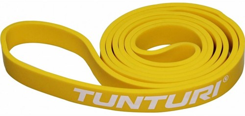 Tunturi Power Band - Geel - Licht