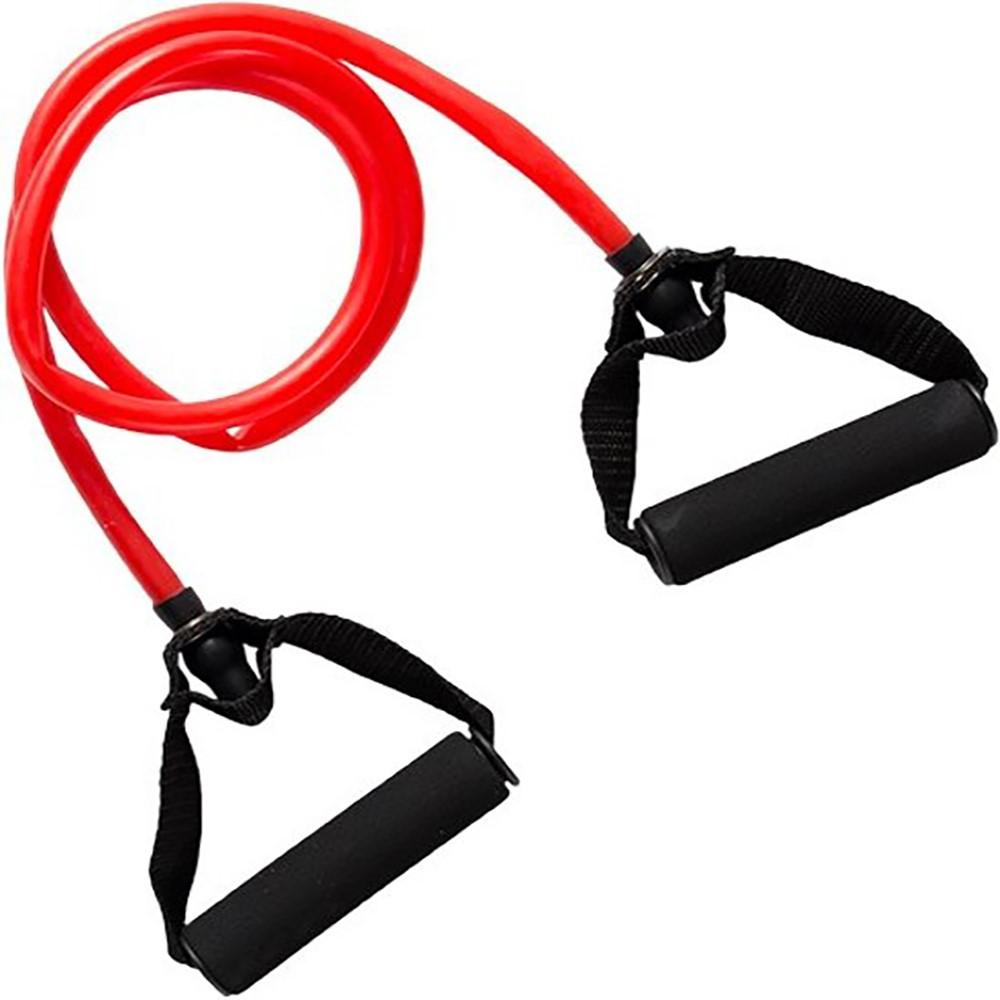 VirtuFit Weerstandkabel met Handvat - Strong (Fitness Elastiek)