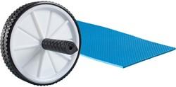 VirtuFit Dubbel Buikspierwiel / Ab Wheel met Mat