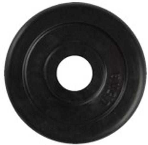 VirtuFit Rubberen Halterschijf - Halter gewicht - 30 mm - 0.5 kg