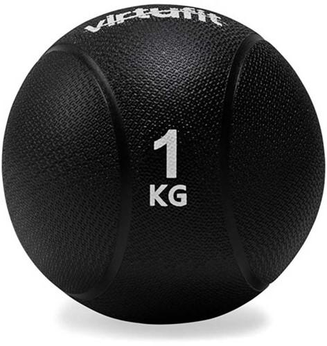 VirtuFit Medicijnbal 1 kg Zwart