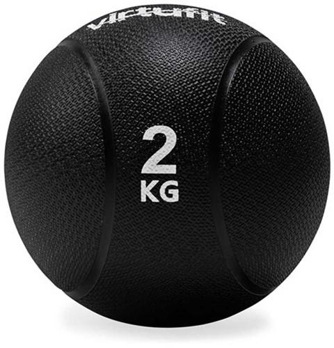 VirtuFit Medicijnbal 2 kg Zwart