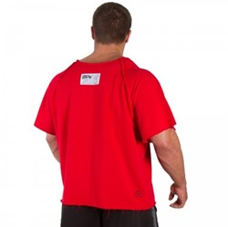 Gorilla Wear Classic Work Out Top Red