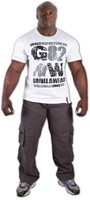 Gorilla Wear 82 Tee - white-2