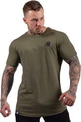 Gorilla Wear Detroit T-Shirt - Army Green