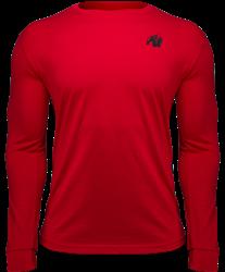 Gorilla Wear Williams Longsleeve - Red