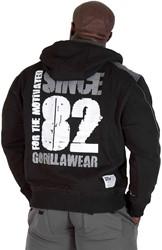 Gorilla Wear 82 Jacket Black