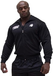 Gorilla Wear Track Jacket Black/Asphalt