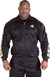 Gorilla Wear Track Jacket Gold Edition