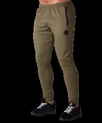 Gorilla Wear Ballinger Track Pants - Army Green/Black
