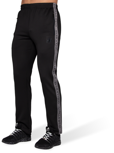 Gorilla Wear Wellington Trainingsbroek - Zwart