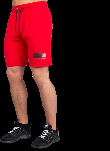 Gorilla Wear San Antonio Shorts - Rood