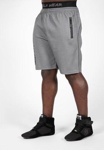Gorilla Wear Mercury Mesh Shorts - Grijs/Zwart