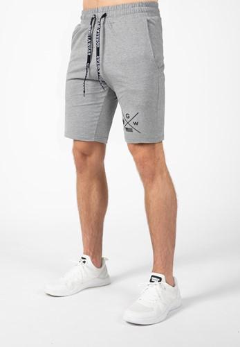 Gorilla Wear Cisco Shorts - Grijs/Zwart