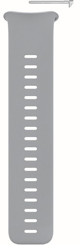 Polar Vantage V2 Verwisselbare Silliconen Polsband - Single - Grijs / Lime