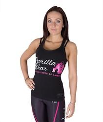 Gorilla Wear Womens Classic Tank Top Black