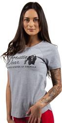 Gorilla Wear Lodi T-shirt  - Light Gray