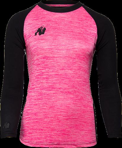 Gorilla Wear Mineola Longsleeve - Roze