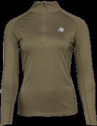 Gorilla Wear Melissa Longsleeve - Army Green
