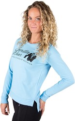 Gorilla Wear Riviera Sweatshirt - Light Blue