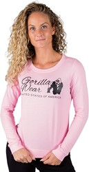 Gorilla Wear Riviera Sweatshirt - Light Pink