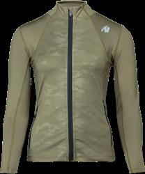 Gorilla Wear Savannah Jacket - Green Camo