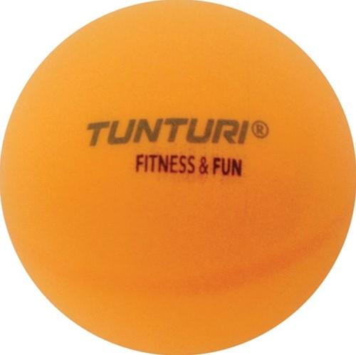 Tunturi Tafeltennisballetjes - Oranje - 6 Stuks