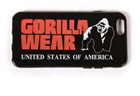 Gorilla Wear iPhone 6 Case - Black/Red-1